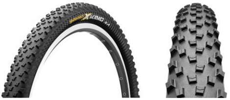 continental pneu x king 29 x2 0 souple tubetype performance
