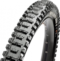 maxxis pneu minion dhr ii 27 5 dual exo protection tubeless ready souple