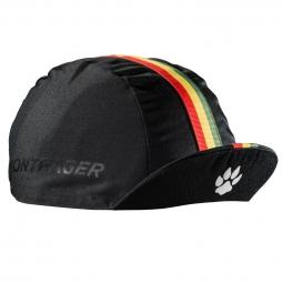 bontrager 2015 casquette cycliste conton heritage noir rasta