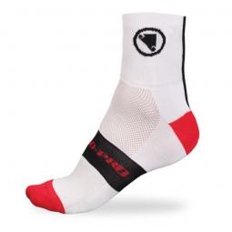 endura 2 paires de chaussettes fs260 pro blanc