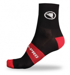 endura 2 paires de chaussettes fs260 pro noir
