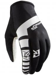 royal paire de gants core noir blanc