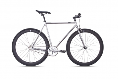 6ku velo complet fixie detroit chrome