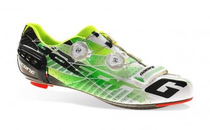 gaerne 2016 chaussures g stilo carbon vert
