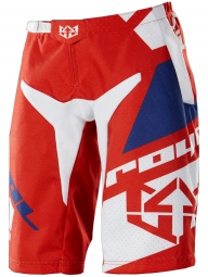 royal short victory race rouge bleu blanc