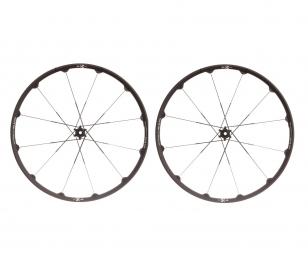 crankbrothers paire de roues cobalt 3 29 av 9 15 ar 9x135 12x142mm noir gris