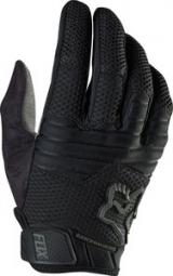 fox paire de gants longs sidewinder noir