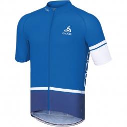 odlo 2015 maillot manches courtes tourmalet indigo