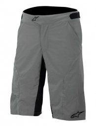 alpinestars short hyperlight 2 gris