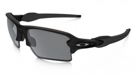 oakley lunettes flak 2 0 xl black black iridium ref oo9188 01