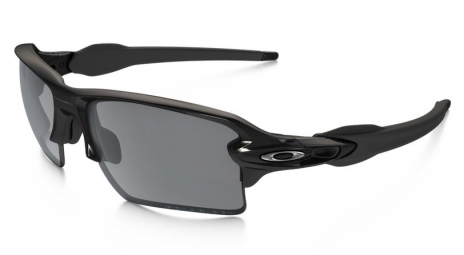 oakley lunettes polarized flak 2 0 xl black black iridium polarized ref  oo9188 08 bd720111a13d