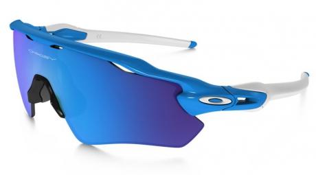 oakley lunettes radar ev path sky sapphire iridium ref oo9208 03
