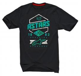 alpinestars t shirt hex noir