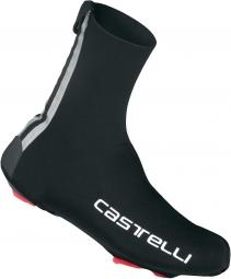 castelli paire de couvre chaussures diluvio 16 noir