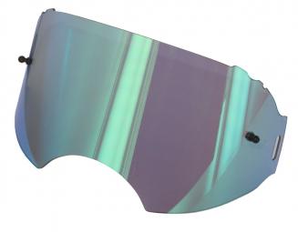 oakley ecran de rechange airbrake mx jade iridium
