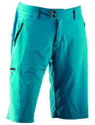 race face short trigger turquoise homme
