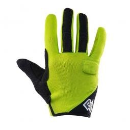 race face gants trigger vert