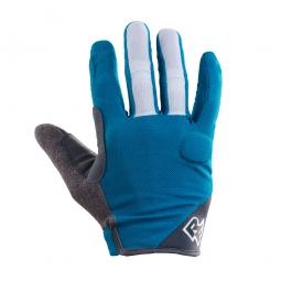 race face gants trigger turquoise
