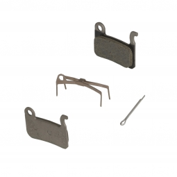 paire de plaquettes shimano xtr xt slx resine support classique a01s