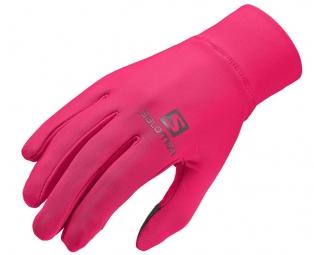 salomon gants active rose