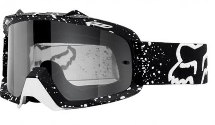 fox masque air spc noir ecran transparent