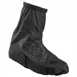 northwave paire de couvres chaussures traveller noir