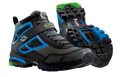chaussures vtt northwave dolomites evo noir bleu