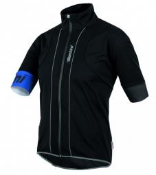 santini 2015 maillot manches courtes reef noir