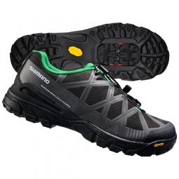 chaussures vtt shimano mt54 noir spd click r
