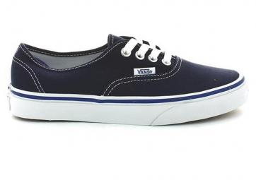 vans chaussures authentic bleu marine