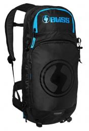 bliss sac a dos avec protection dorsale arg vertical ld 12l noir