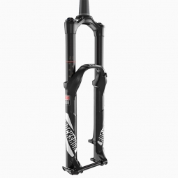 rockshox 2016 fourche pike rct3 26 axe 15 mm dual position conique noir