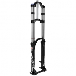 rockshox 2016 fourche domain dual crown rc 200mm axe 20 mm 1 1 8 noir 26