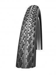 schwalbe pneu hs 159 26x1 3 8 twinskin k guard noir blanc