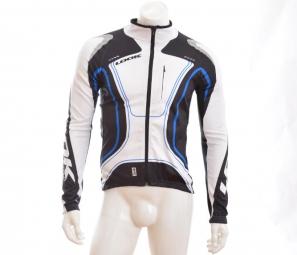 look veste coupe vent black blue