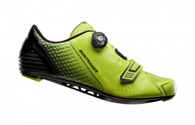 chaussures route bontrager specter 2015 jaune