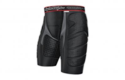 troy lee designs short de protection avec peau de chamois 7605 noir