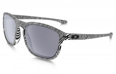 oakley lunettes enduro fingerprint blanc grey ref oo9223 21