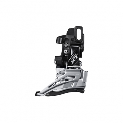 shimano 2016 derailleur avant deore xt m8000 11v double direct mount type d