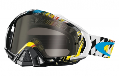 oakley masque mayhem pro james stewart dark grey ref oo7051 22