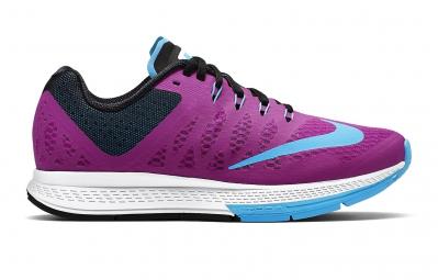 nike chaussures air zoom elite 7 violet femme