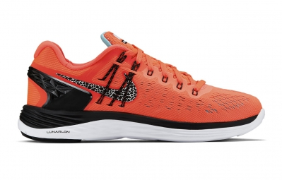 nike lunareclipse 5 orange noir