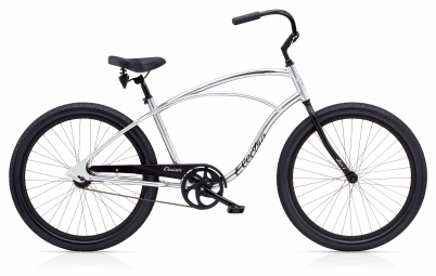 electra beach cruiser lux 3i men s 26 sl
