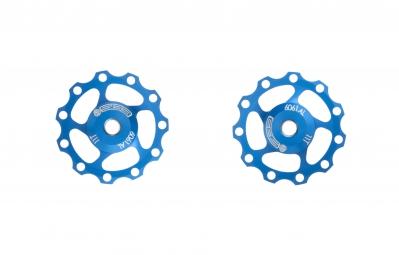 sb3 galets de derailleur 11v bleu 11dents