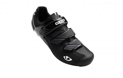 chaussures route giro treble ii noir