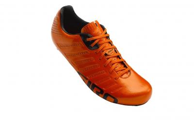 chaussures route giro empire slx orange