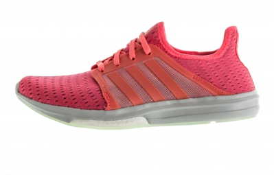 adidas chaussures climachill sonic boost rose femme