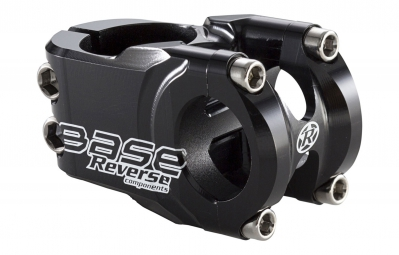 reverse potence base 25 4mm 40mm 0 noir brillant