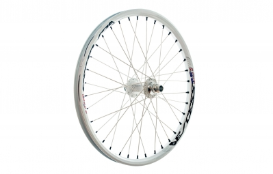 excess roue avant 351 axe de 20mm blanc