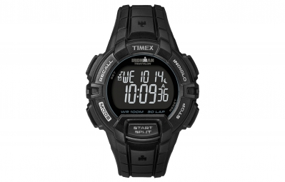 timex montre ironman rugged 30 lap noir